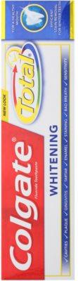 Colgate Total Advanced Whitening Zahnpasta zum vollständigen Schutz der Zähne mit bleichender Wirkung 2