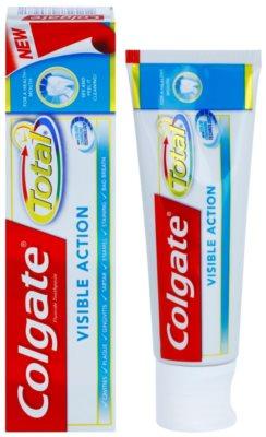Colgate Total Visible Action dentífrico para proteção completa de dentes 1