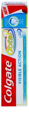 Colgate Total Visible Action dentífrico para proteção completa de dentes 2