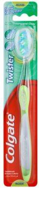Colgate Twister escova de dentes medium
