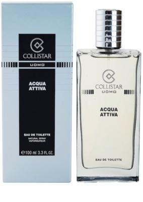 Collistar Acqua Attiva toaletná voda pre mužov