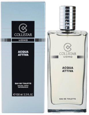 Collistar Acqua Attiva woda toaletowa dla mężczyzn