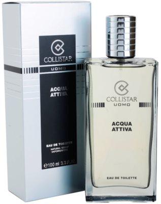 Collistar Acqua Attiva toaletná voda pre mužov 1