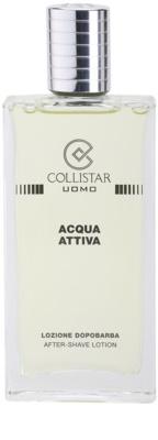 Collistar Acqua Attiva borotválkozás utáni arcvíz férfiaknak