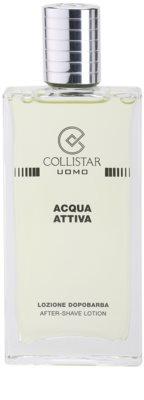 Collistar Acqua Attiva loción after shave para hombre