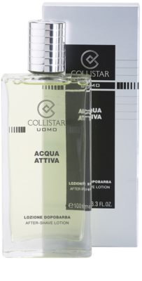 Collistar Acqua Attiva After Shave für Herren 1