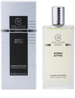 Collistar Acqua Attiva After Shave für Herren 3