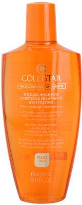 Collistar After Sun šampon za telo in lase za podaljševanje porjavelosti
