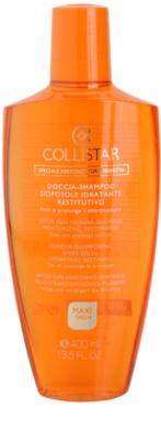 Collistar After Sun tusoló sampon hosszabbítja a napbarnítottságot