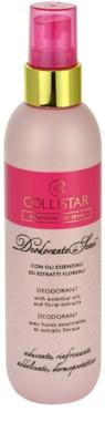 Collistar Benessere Dei Sensi desodorizante em spray para todos os tipos de pele