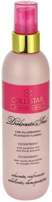 Collistar Benessere Dei Sensi dezodorant v pršilu za vse tipe kože