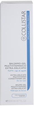 Collistar Speciale Capelli Perfetti balzam za vse tipe las 3