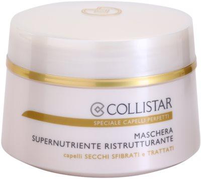 Collistar Speciale Capelli Perfetti подхранваща регенерираща маска за суха и крехка