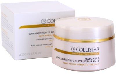 Collistar Speciale Capelli Perfetti nährende, regenerierende Maske für trockenes und zerbrechliches Haar 2