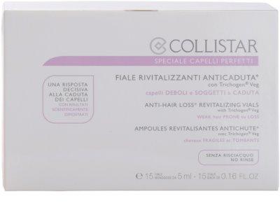 Collistar Speciale Capelli Perfetti hajkúra hajhullás ellen 3