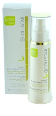 Collistar Speciale Capelli Perfetti спрей   для пошкодженного,хімічним вливом, волосся
