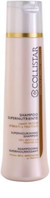 Collistar Speciale Capelli Perfetti champô nutritivo para o cabelo seco e frágil