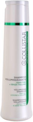 Collistar Speciale Capelli Perfetti шампоан за обем за фина боядисана коса