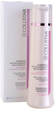 Collistar Speciale Capelli Perfetti revitalisierendes Shampoo gegen Haarausfall 1