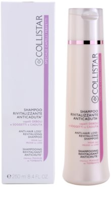Collistar Speciale Capelli Perfetti revitalisierendes Shampoo gegen Haarausfall 2