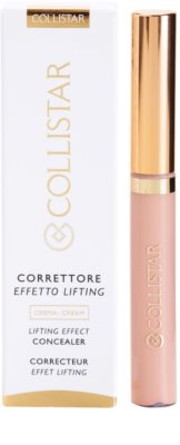 Collistar Concealer Lifting Effect corrector cubre imperfecciones antibolsas y antiojeras 1
