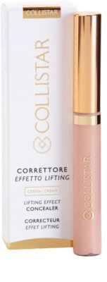 Collistar Concealer Lifting Effect corrector cubre imperfecciones antibolsas y antiojeras 2