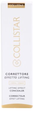 Collistar Concealer Lifting Effect corrector cubre imperfecciones antibolsas y antiojeras 3