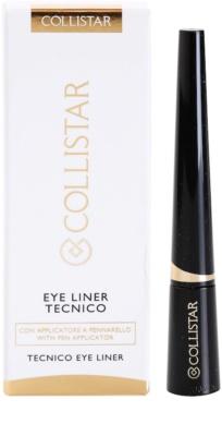 Collistar Eye Liner Tecnico delineador líquido 2