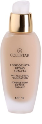Collistar Foundation Anti-Age Lifting make-up liftinges hatással SPF 10