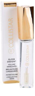 Collistar Gloss Design sijaj za ustnice za volumen 1