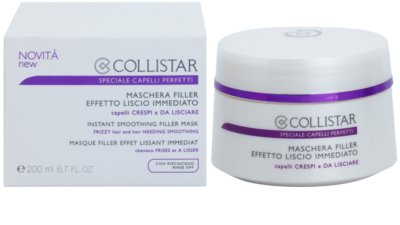 Collistar Instant Smoothing Line Filler Effect реструктурираща маска за коса 2
