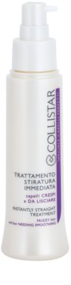 Collistar Instant Smoothing Line Filler Effect kisimító krém a hajformázáshoz, melyhez magas hőfokot használunk 1