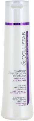 Collistar Instant Smoothing Line Filler Effect шампоан за изглаждане и укротяване на хвърчаща и непокорна коса