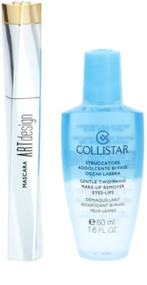 Collistar Mascara Art Design set cosmetice I. 1