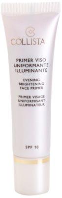 Collistar Make-up Base Brightening Primer Make-up-Grundlage zur Verjüngung der Gesichtshaut