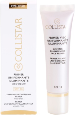 Collistar Make-up Base Brightening Primer podlaga za osvetlitev kože 1