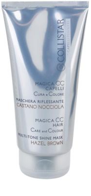 Collistar Magica CC nährende Tönungs-Maske für hellbraunes und dunkelblondes Haar