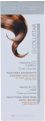 Collistar Magica CC hranilna maska za svetlo rjave in temno blond lase 3