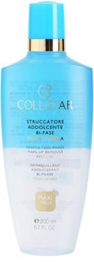 Collistar Make-up Removers and Cleansers desmaquillante para  maquillaje resistente al agua para ojos y labios