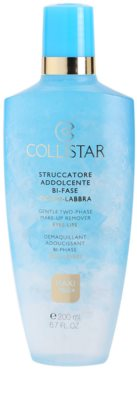Collistar Make-up Removers and Cleansers desmaquillante para  maquillaje resistente al agua para ojos y labios 1