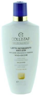Collistar Special Anti-Age leite de limpeza para pele madura