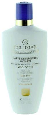 Collistar Special Anti-Age Reinigungsmilch für reife Haut