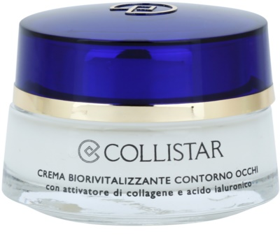 Collistar Special Anti-Age creme biorevitalizante para o contorno dos olhos