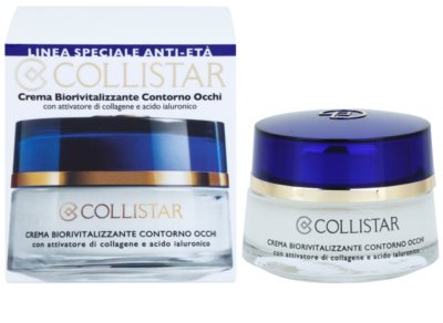 Collistar Special Anti-Age creme biorevitalizante para o contorno dos olhos 2