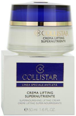Collistar Special Anti-Age crema de día con efecto lifting para pieles maduras