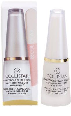 Collistar Nails Filler Concealer regenerierender Nagellack mit Vitaminen 3