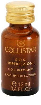 Collistar Special Combination And Oily Skins ápolás a bőr tökéletlenségei ellen