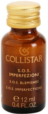 Collistar Special Combination And Oily Skins cuidado contra imperfeições de pele