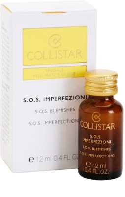 Collistar Special Combination And Oily Skins ingrijire impotriva imperfectiunilor pielii 2