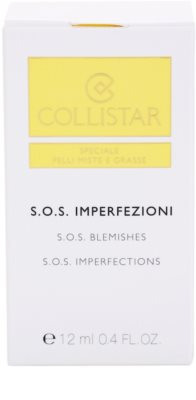 Collistar Special Combination And Oily Skins ingrijire impotriva imperfectiunilor pielii 3